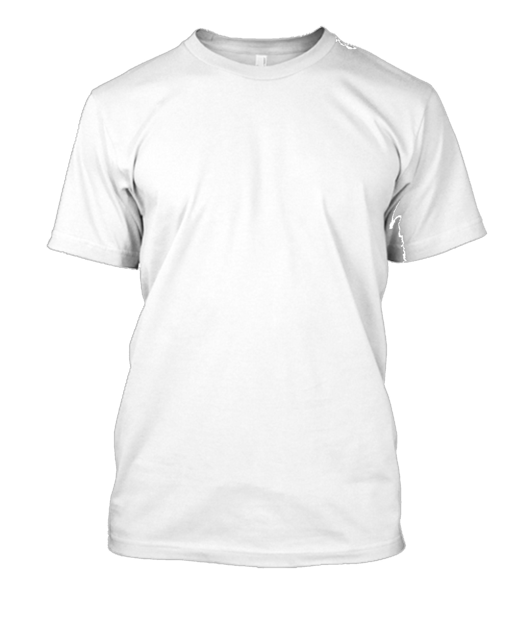 white shirt front